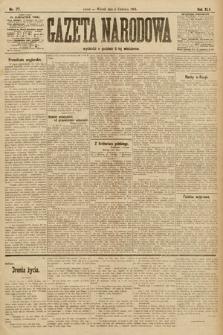 Gazeta Narodowa. 1905, nr77
