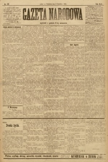 Gazeta Narodowa. 1905, nr82