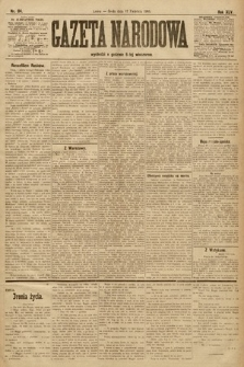 Gazeta Narodowa. 1905, nr84