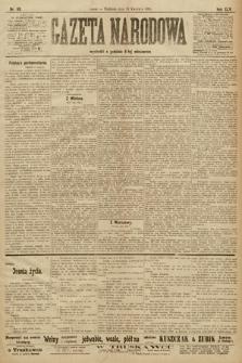 Gazeta Narodowa. 1905, nr88