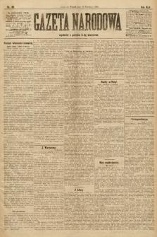 Gazeta Narodowa. 1905, nr89