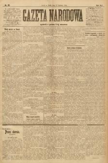 Gazeta Narodowa. 1905, nr90