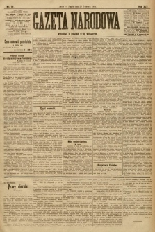 Gazeta Narodowa. 1905, nr97