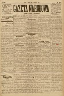 Gazeta Narodowa. 1905, nr98