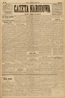 Gazeta Narodowa. 1905, nr100