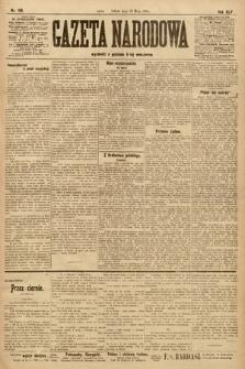 Gazeta Narodowa. 1905, nr109