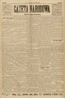 Gazeta Narodowa. 1905, nr116