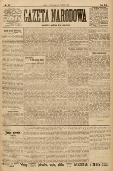 Gazeta Narodowa. 1905, nr119