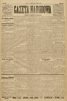 Gazeta Narodowa. 1905, nr122