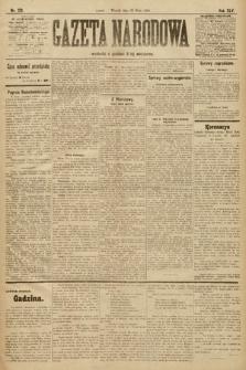 Gazeta Narodowa. 1905, nr123