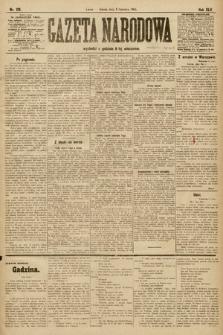 Gazeta Narodowa. 1905, nr126