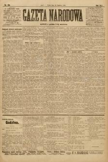 Gazeta Narodowa. 1905, nr134
