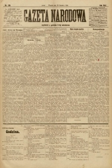 Gazeta Narodowa. 1905, nr139