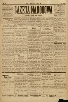 Gazeta Narodowa. 1905, nr140