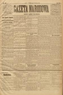 Gazeta Narodowa. 1905, nr144