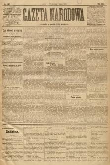 Gazeta Narodowa. 1905, nr147