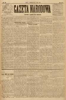 Gazeta Narodowa. 1905, nr154