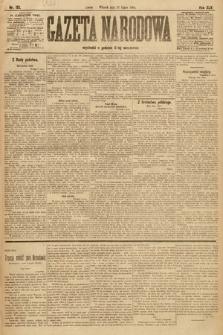 Gazeta Narodowa. 1905, nr155