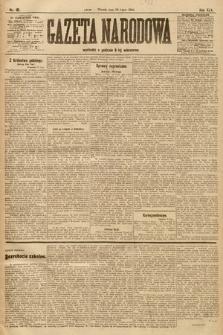 Gazeta Narodowa. 1905, nr161