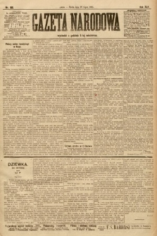 Gazeta Narodowa. 1905, nr168