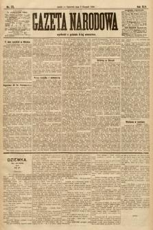 Gazeta Narodowa. 1905, nr175