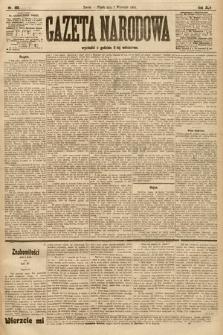 Gazeta Narodowa. 1905, nr199