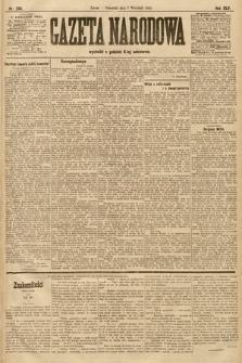 Gazeta Narodowa. 1905, nr204