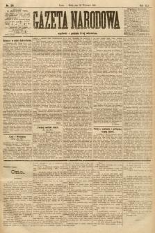 Gazeta Narodowa. 1905, nr214