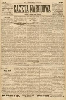 Gazeta Narodowa. 1905, nr215