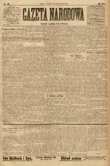 Gazeta Narodowa. 1905, nr219