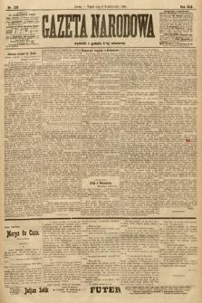 Gazeta Narodowa. 1905, nr228