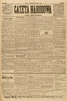 Gazeta Narodowa. 1905, nr269