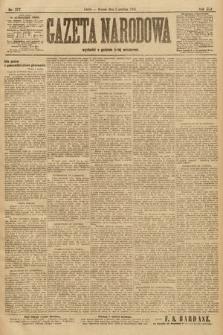 Gazeta Narodowa. 1905, nr277