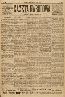 Gazeta Narodowa. 1905, nr287