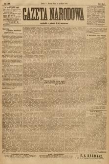 Gazeta Narodowa. 1905, nr288