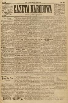 Gazeta Narodowa. 1905, nr296