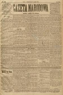 Gazeta Narodowa. 1905, nr298