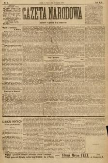 Gazeta Narodowa. 1906, nr 4