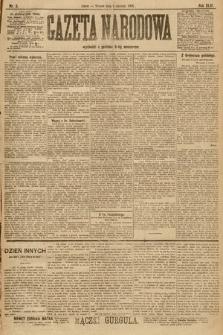 Gazeta Narodowa. 1906, nr5