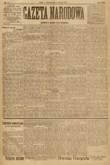 Gazeta Narodowa. 1906, nr7