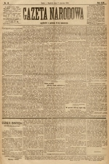 Gazeta Narodowa. 1906, nr 16
