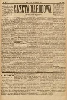 Gazeta Narodowa. 1906, nr20