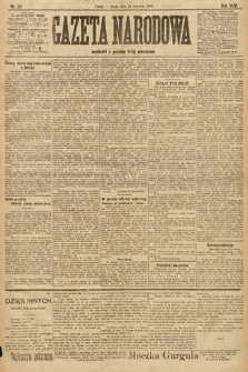 Gazeta Narodowa. 1906, nr 24