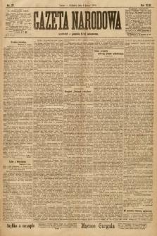 Gazeta Narodowa. 1906, nr 27