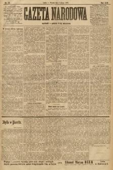 Gazeta Narodowa. 1906, nr 28