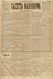 Gazeta Narodowa. 1906, nr 36