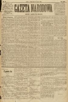 Gazeta Narodowa. 1906, nr 37