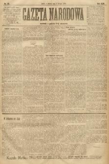 Gazeta Narodowa. 1906, nr38