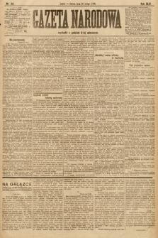 Gazeta Narodowa. 1906, nr 44