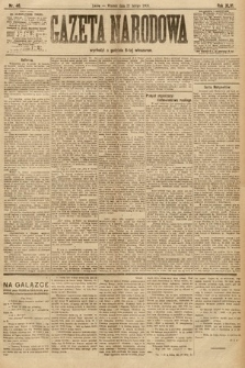 Gazeta Narodowa. 1906, nr 46